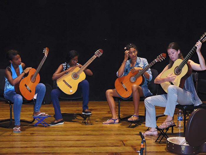 Rodrigues Classical Guitar Society