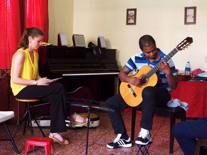 Mauritius Classical Guitar Society